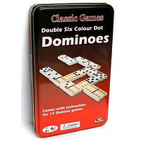 Dominos in Tin